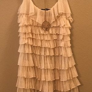 Tops - Vintage Lace Cami